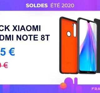Ce pack Xiaomi Redmi Note 8T est à un prix intéressant pendant les soldes