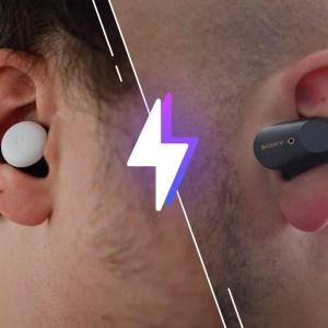 Google Pixel Buds vs Sony WF-1000XM3 : lesquels sont les meilleurs écouteurs true wireless ?