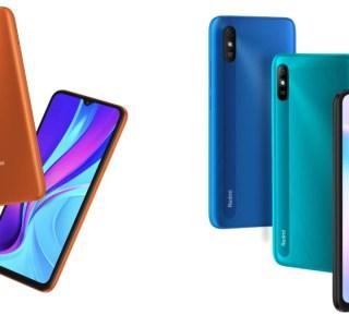 Redmi 9C NFC et Redmi 9A officialisés : Xiaomi renouvelle son entrée de gamme en misant sur l'autonomie