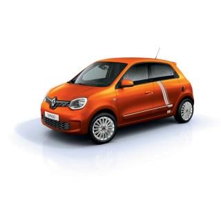 Twingo Z.E Vibes : Renault dégaine une version limitée au design plus abouti