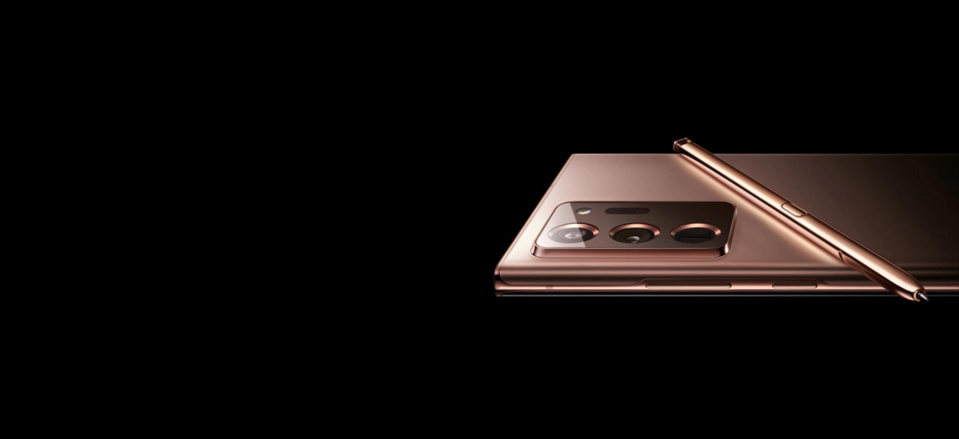 Samsung Galaxy Note 20 : le site russe de Samsung dévoile le design par erreur