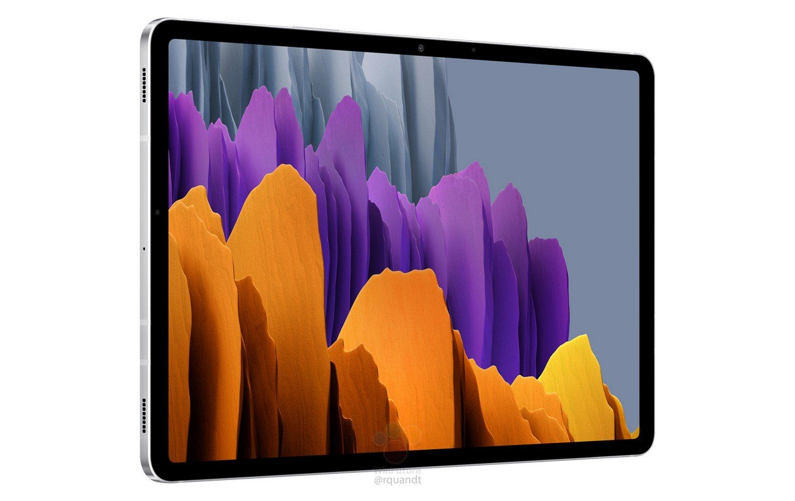 Samsung Galaxy Tab S7 et S7+ : voici les nouvelles reines des tablettes Android