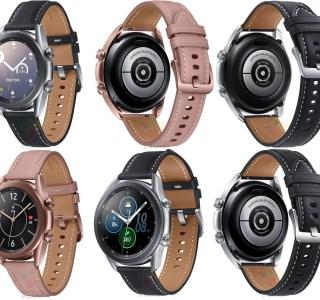Samsung Galaxy Watch 3 : la montre connectée a déjà été prise en main en vidéo