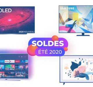 OLED, QLED ou LCD, les meilleures offres TV 4K des Soldes 2020