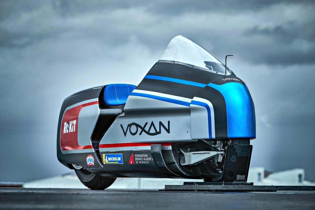 Voxan Wattman : cette moto électrique veut battre le record du monde de vitesse de son segment