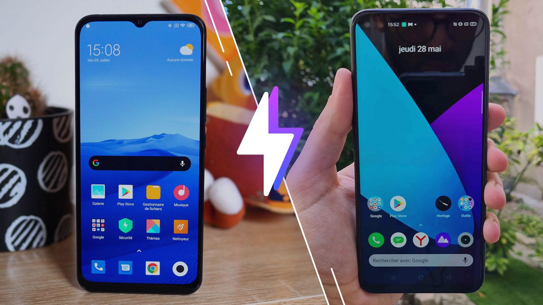 Xiaomi Mi 10 Lite vs Realme 6 Pro : lequel est le meilleur smartphone ?