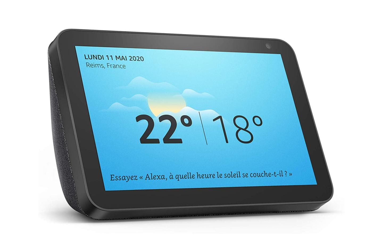 Amazon Echo Show : le modèle 8 pouces est au même prix que celui de 5 pouces