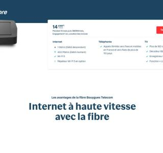 Bouygues propose une offre Internet imbattable avec sa Bbox must