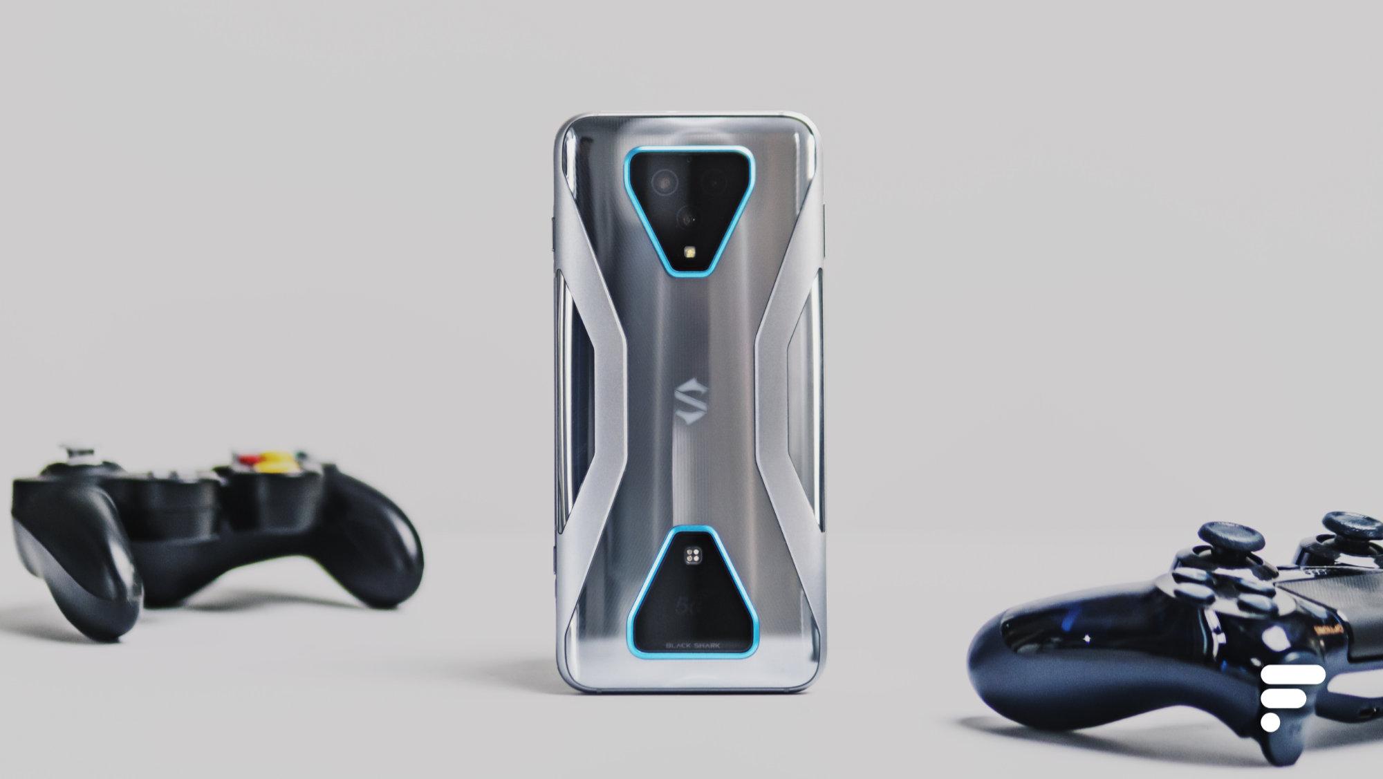 Test du Black Shark 3 Pro : équilibré et original