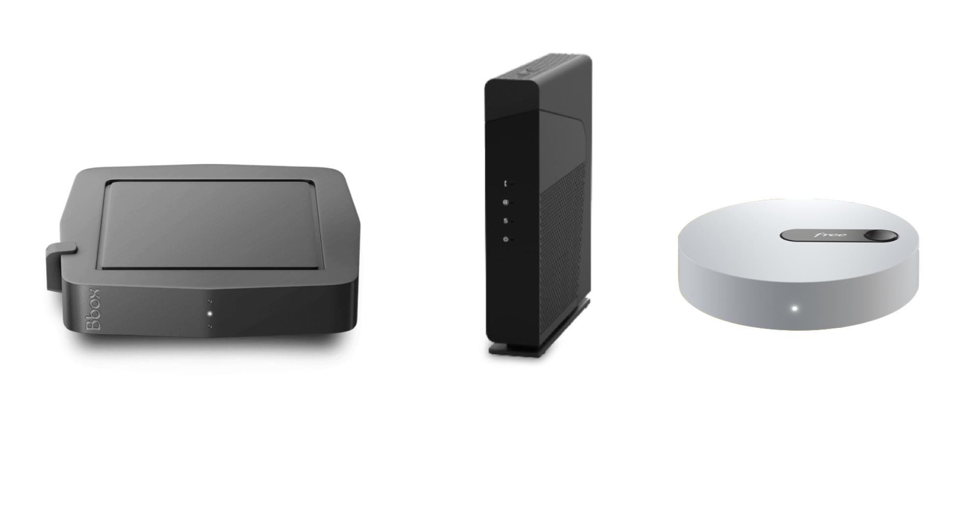 Box fibre : nos 3 meilleures offres du moment avec un gros débit