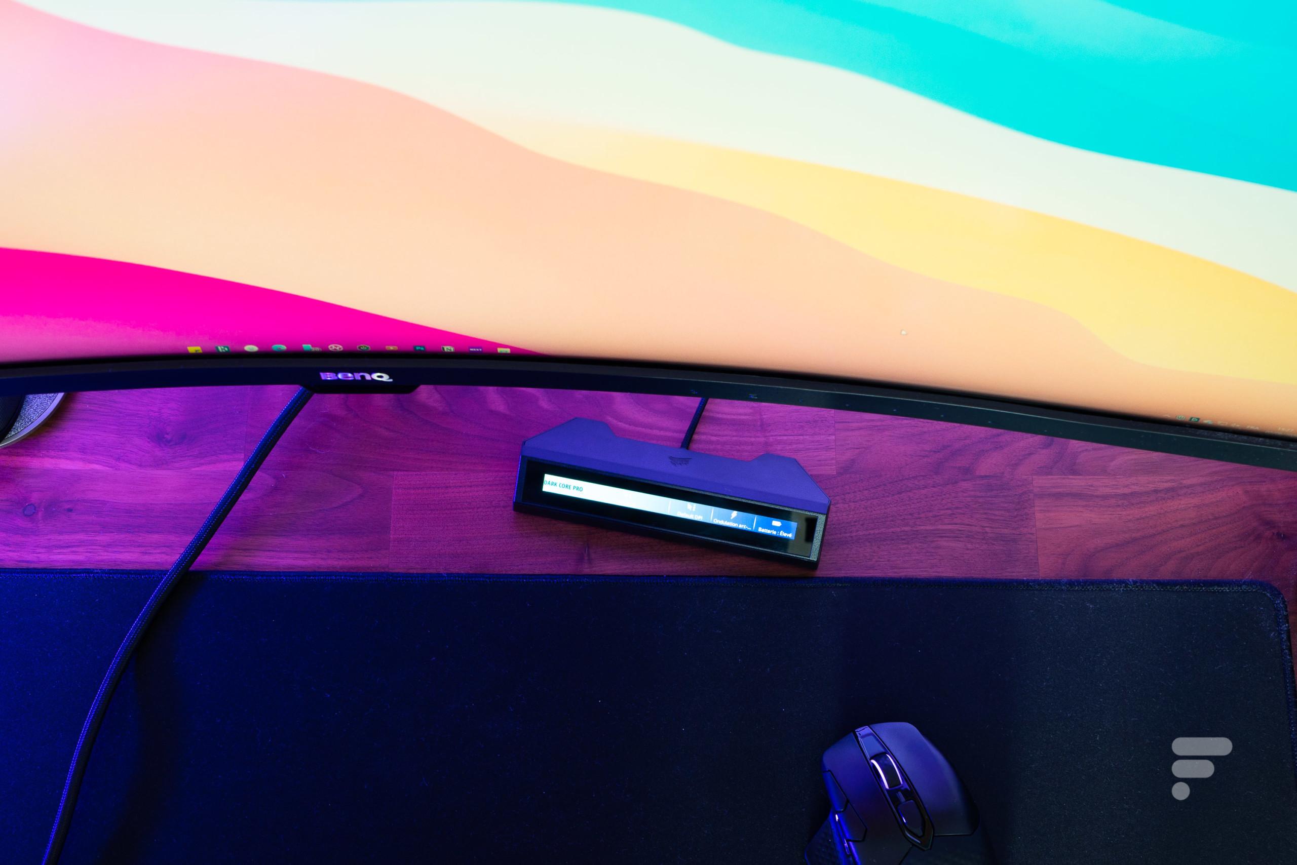 Test du boitier de contrôle Corsair iCue Nexus : un gadget avant tout