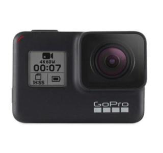 Combo de l'été : partez en vacances avec une GoPro Hero 7 Black en promotion