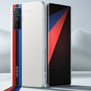 Iqoo 5 Pro : Vivo lance son premier smartphone avec charge rapide 120 W