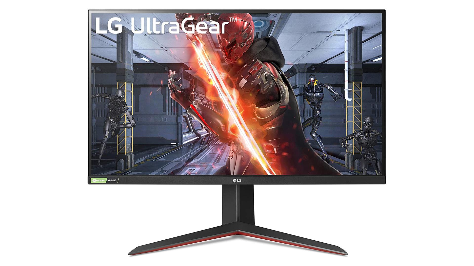 L'écran LG UltraGear de 27 pouces, QHD, 240 Hz est à moins de 350 euros