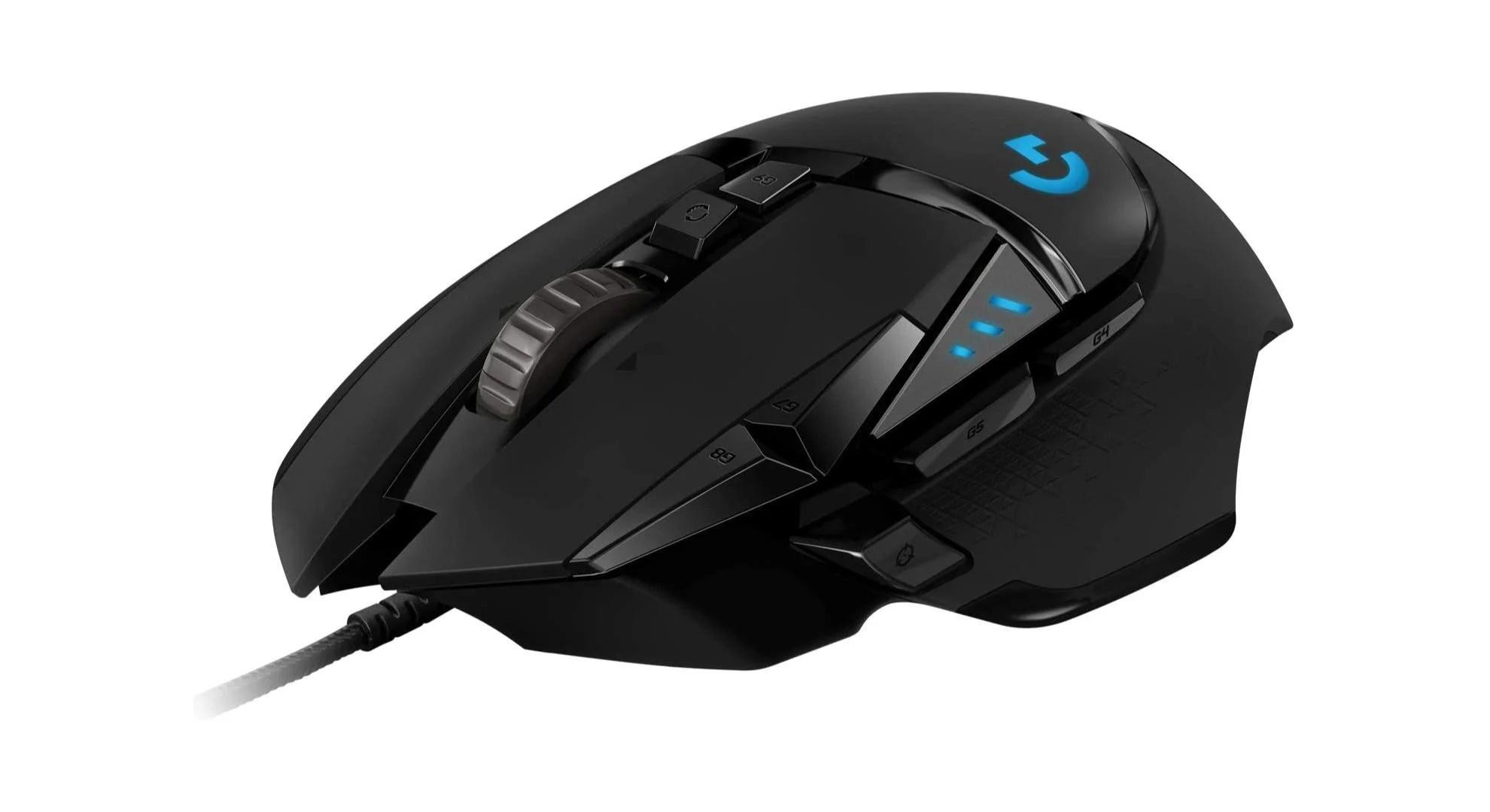 L'excellente souris Logitech G502 HERO est à moins de 60 euros
