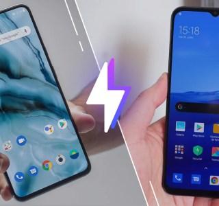 OnePlus Nord vs Xiaomi Mi 10 Lite 5G : lequel est le meilleur smartphone ?
