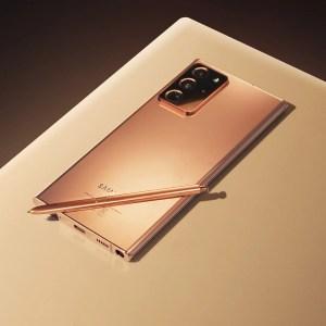 Samsung : de nouvelles sources annoncent la fin des Galaxy Note en 2021