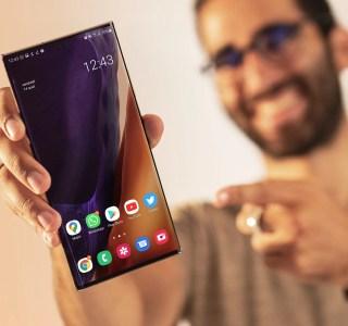 Test du Samsung Galaxy Note 20 Ultra: l'âge de la maturité