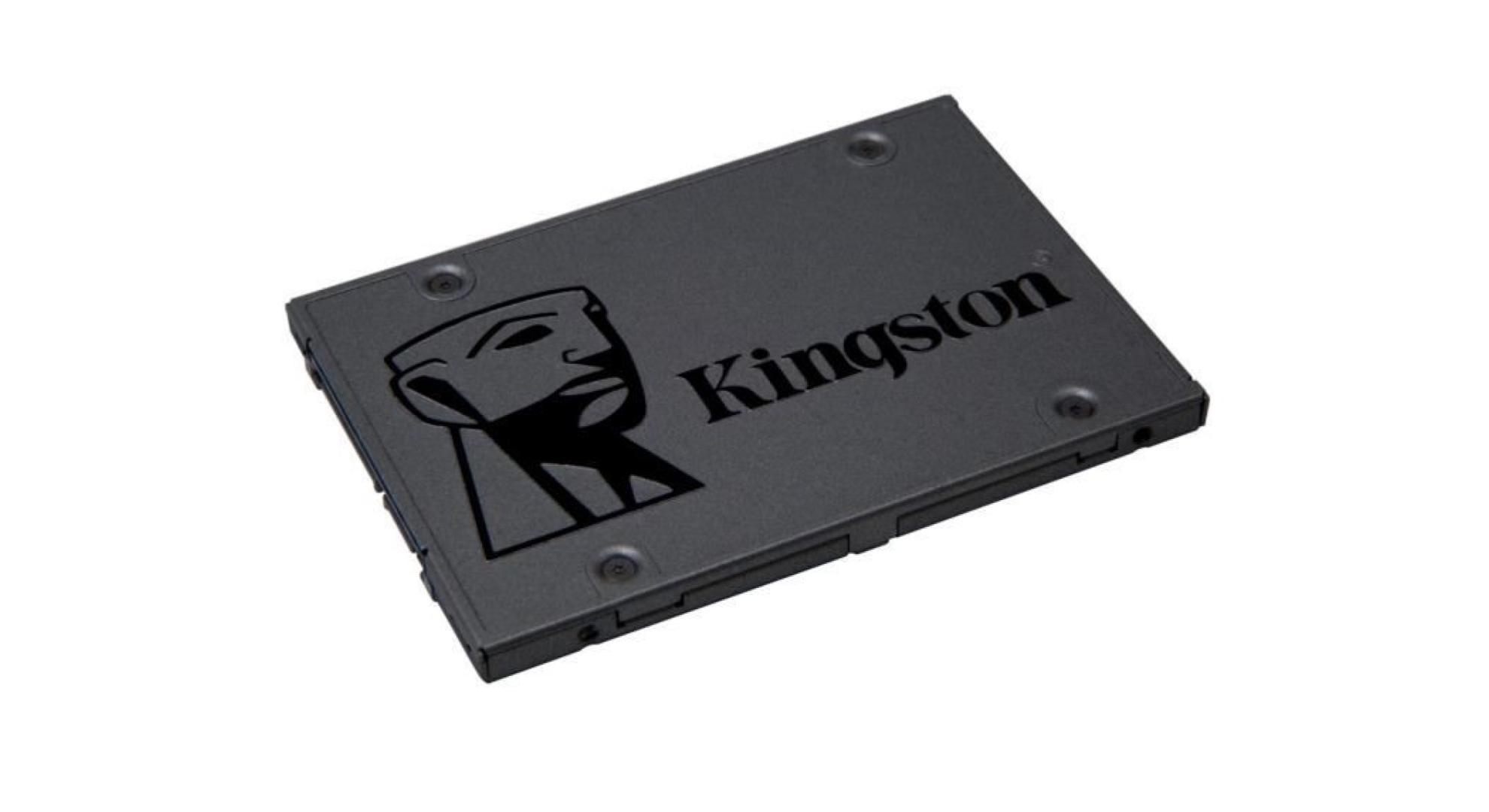 Seulement 29 euros pour 240 Go avec ce SSD Kingston