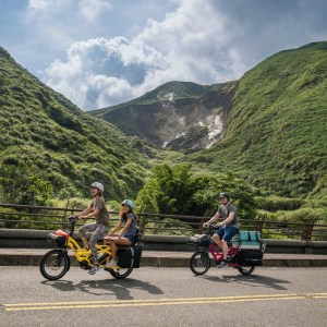 Tern GSD : ce vélo cargo électrique revendique jusqu'à 200 km d'autonomie