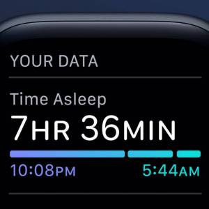 Apple Watch : watchOS 7 est disponible en bêta pour surveiller votre sommeil