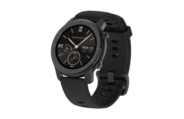 Amazfit GTR : la montre connectée de Xiaomi chute à 85 € (modèle 42 mm)