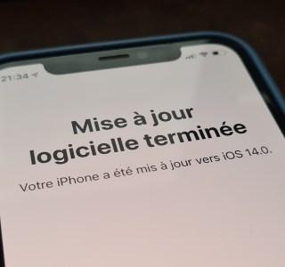 iOS 14 est disponible sur iPhone : ce qu'il faut savoir avant de l'installer