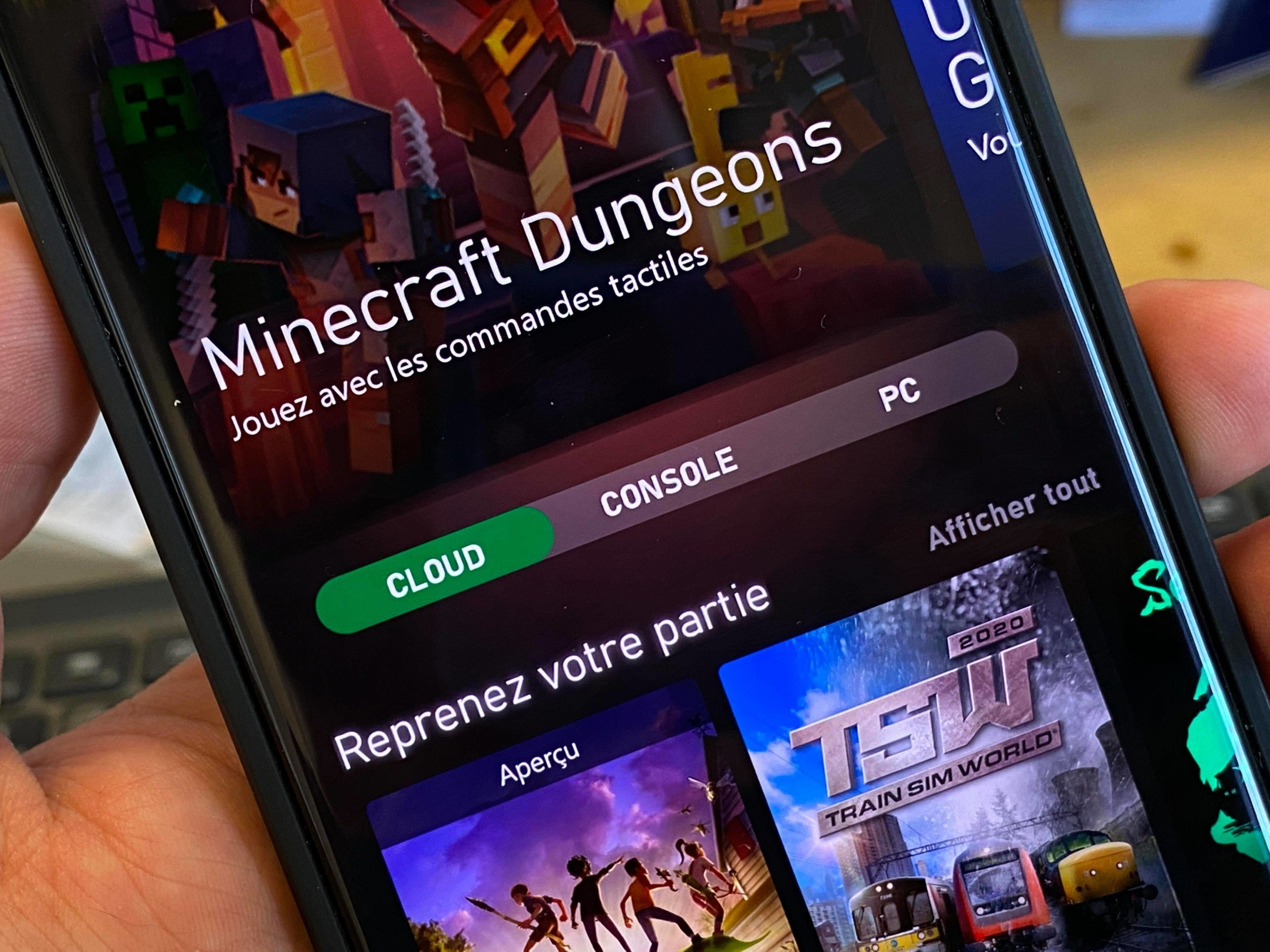 Le cloud gaming de Microsoft Xbox est arrivé: comment en profiter sur son smartphone Android