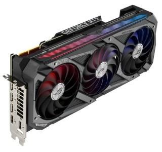 Nvidia GeForce RTX 3000 : tour d'horizon des nouveaux modèles d'EVGA, Asus, MSI, ROG, ZOTAC, MSI…