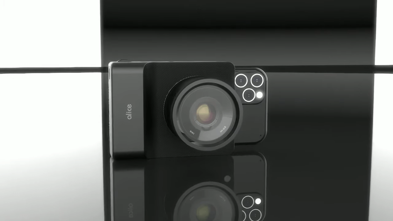 Alice Camera, un boitier photo micro 4/3 doté d'une puce AI