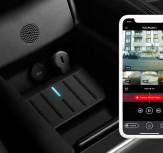 Amazon Ring Car Connect: le mode Sentinelle de Tesla s'invite sur votre téléphone