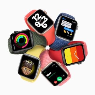 Voici l'Apple Watch SE: une montre moins chère mais complète
