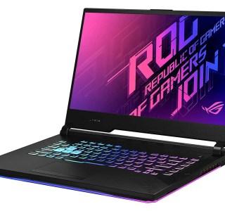 Le prix du puissant laptop Asus ROG STRIXG15 (144Hz, i7, RTX 2070) est en baisse