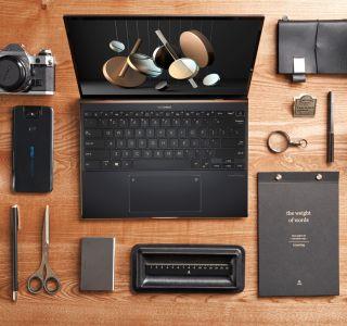 Asus Zenbook S et Zenbook Flip S: écran OLED et la fin du jack sur PC portable
