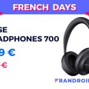 Cdiscount vend l'excellent Bose Headphones 700 à 269 € pour les French Days