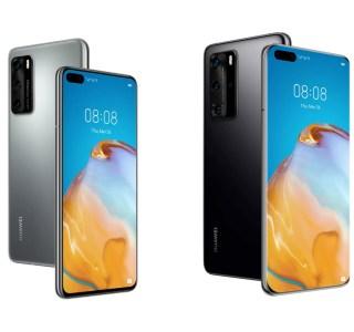 Huawei P40 et P40 Pro : les as de la photo à partir de 1 euro (+ 8 €/mois) chez Bouygues Telecom