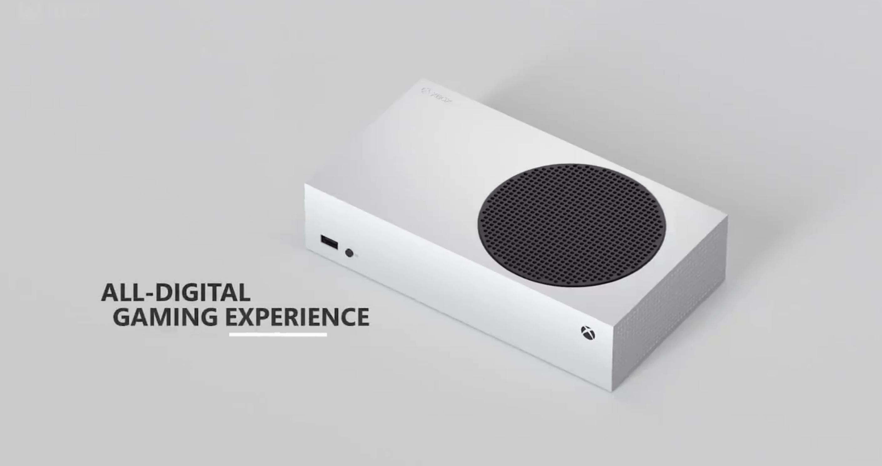 Xbox Series S : même les jeux Xbox One ne tourneront pas en 4K native