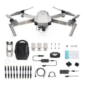 Mavic Pro : l'ancien drone premium de DJI est bradé avec son lot d'accessoires