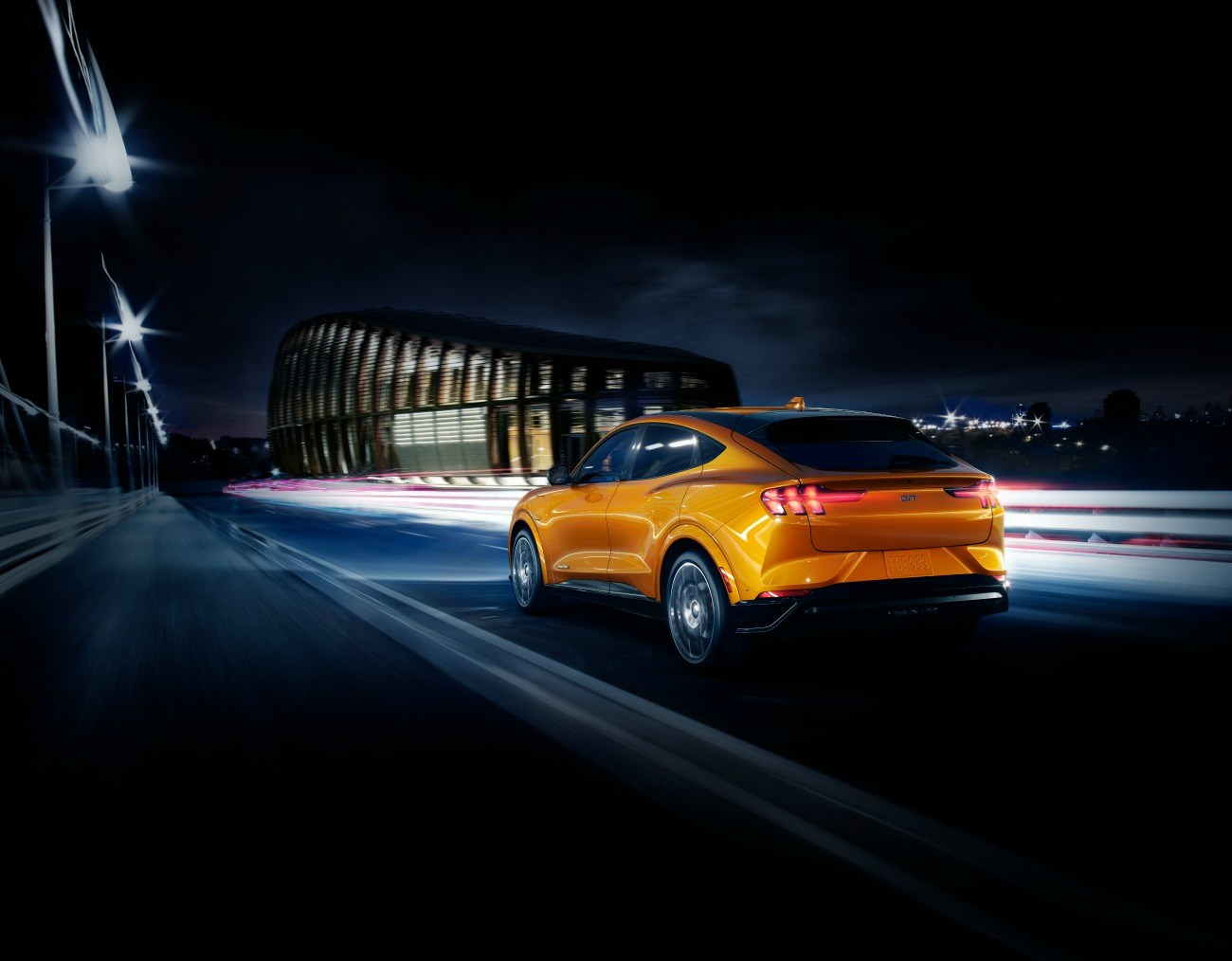 Ford Mustang Mach-E GT: à 60000dollars, peut-elle rivaliser avec la Tesla Model Y?
