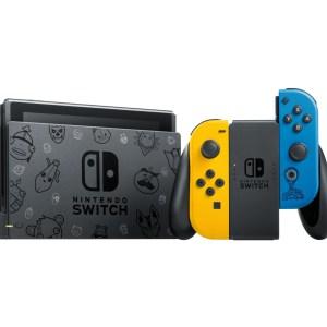 Vous êtes fans de Fortnite? Vous allez aimer cette Nintendo Switch