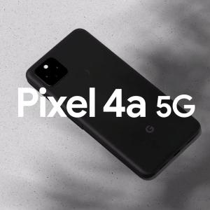 Google Pixel 4a 5G officialisé: sobriété préservée et photo améliorée en plus de la 5G