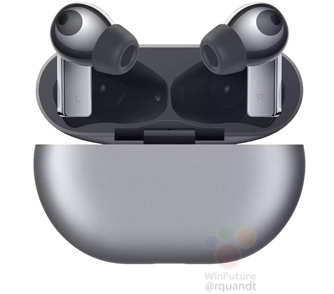 FreeBuds Pro : les AirPods Pro à la sauce Huawei se dévoilent en images