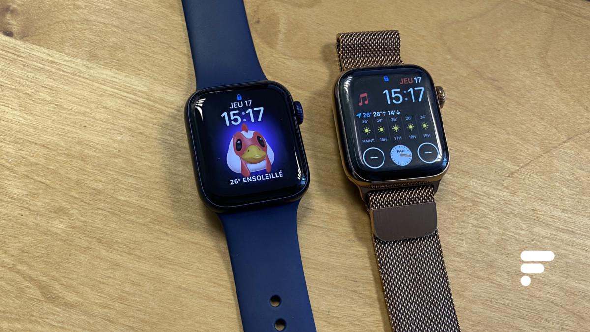 Une Apple Watch plus robuste et mieux adaptée au sport serait à l'étude