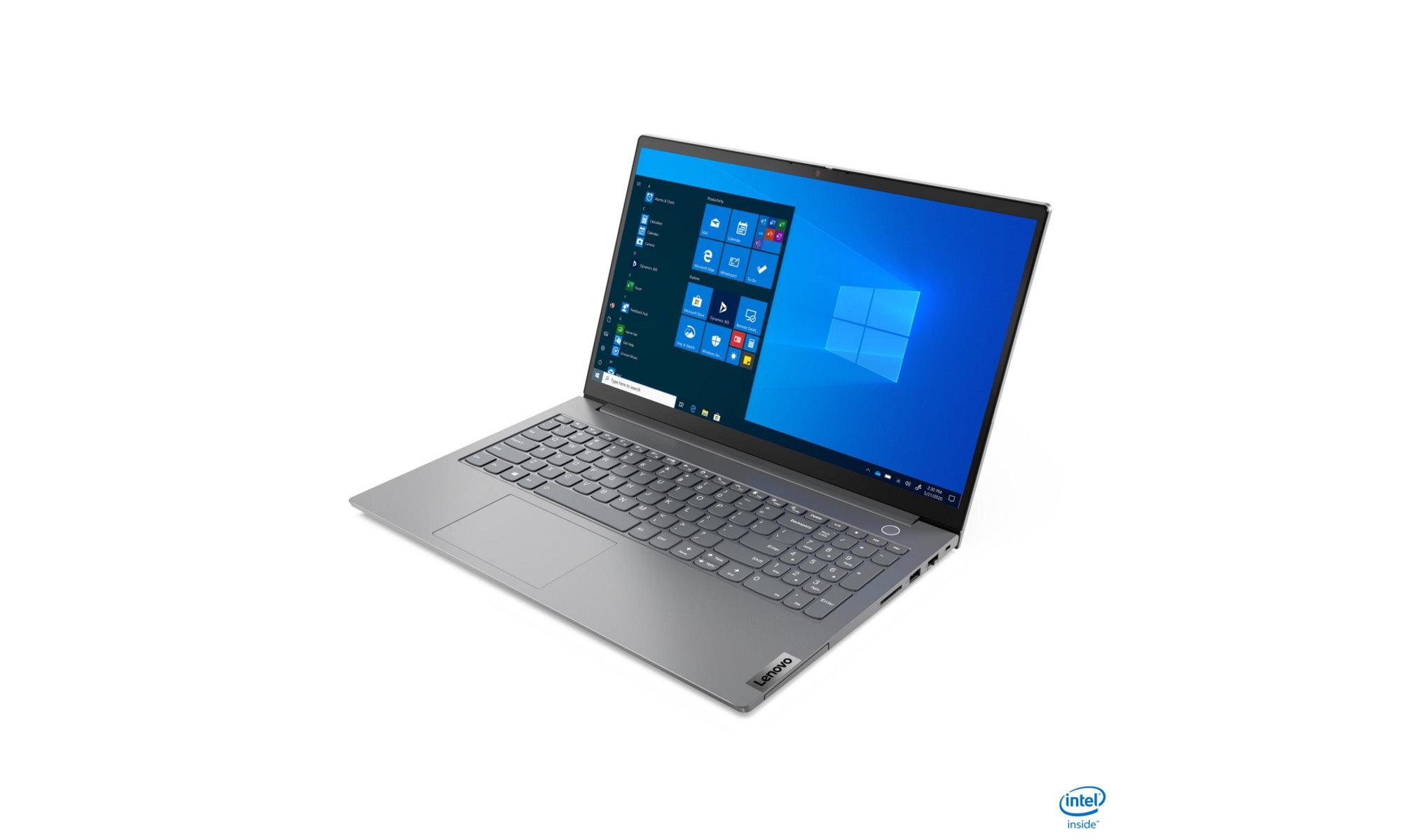 Lenovo ThinkBook 15 : un PC avec écouteurs True Wireless intégrés