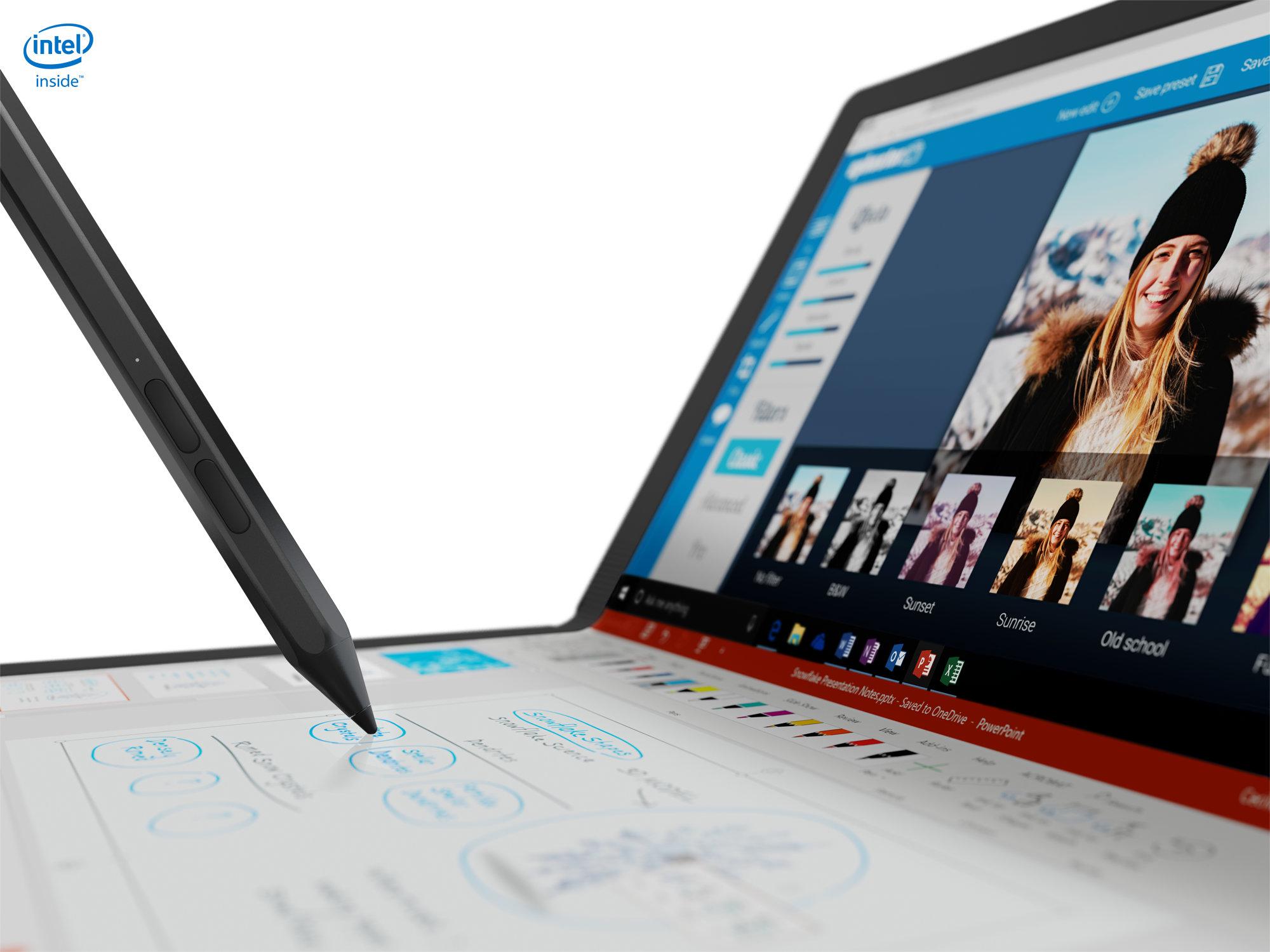Lenovo ThinkPad X1 Fold : le premier PC à écran pliable est là