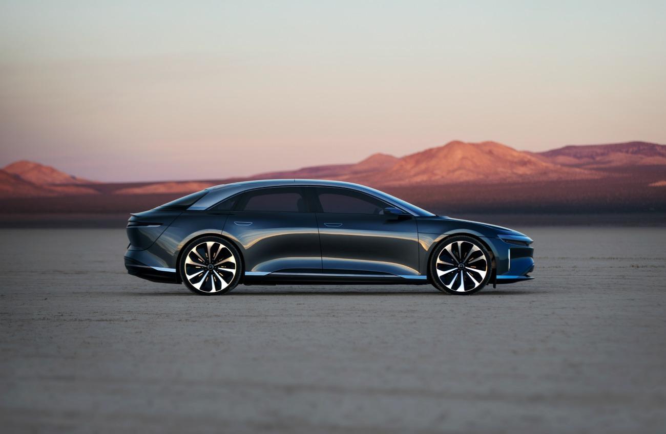 L'autonomie de la Lucid Air Dream Edition R dépasse la Tesla Model S de très loin