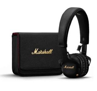Ce casque sans fil Marshall avec réduction de bruit est à moitié prix