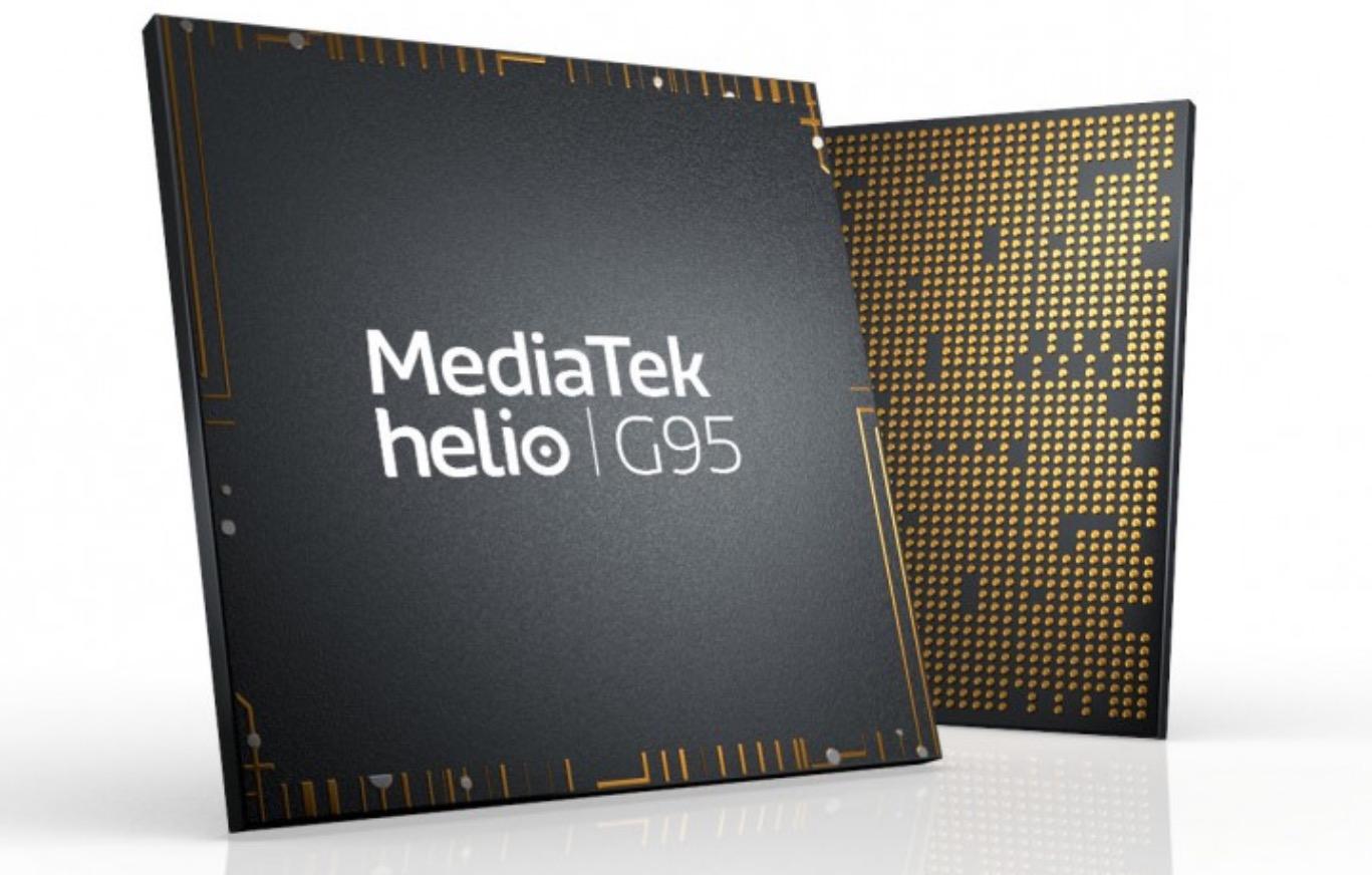 MediaTek met à jour son Helio G90T, avec un G95 musclé… mais pas trop non plus