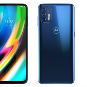 Motorola G9 Plus : déjà en fuite, il s'équiperait d'un quadruple capteur photo