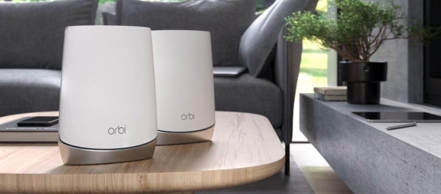 Avec ses nouveaux routeurs mesh Orbi, Netgear veut doper votre logement au Wi-Fi 6